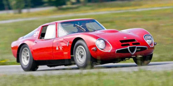 ALFA ROMEO Centenaire Alfa Romeo - Diaporama de 39 photos.com