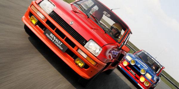 RENAULT Les trente ans de la R5 Turbo - Diaporama de 34 photos.com