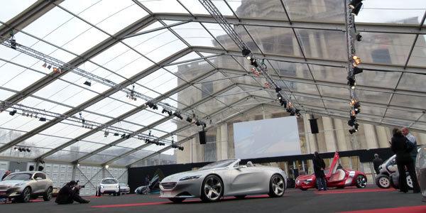 26ème Festival Automobile International - Diaporama de 25 photos.com