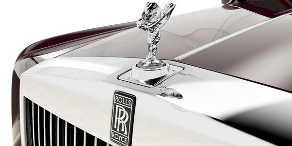 ROLLS ROYCE Spirit of Ecstasy : 100 ans ! - Diaporama de 21 photos.com