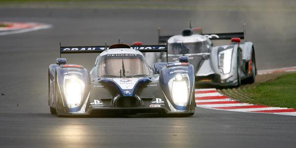 Silverstone : Peugeot l'emporte - Championnat Endurance 2011  Reportage.com