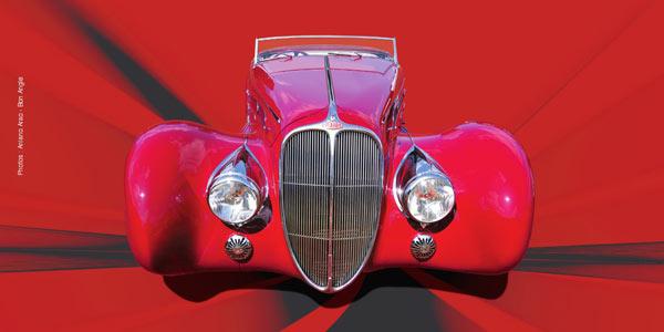 Rétromobile 2012 - Diaporama de 28 photos.com