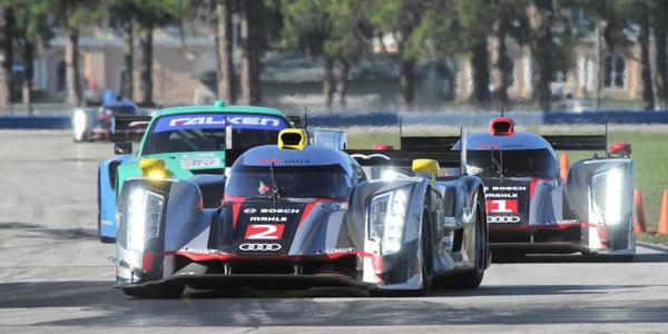 12 Heures de Sebring: Audi ouvre le WEC - Championnat Endurance 2012  Reportage.com