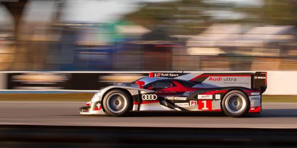 """12 Heures de Sebring: Un doublé Audi et la revanche des """"papy"""" - Championnat Endurance 2012  Reportage.com"""