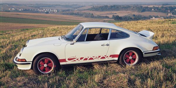 PORSCHE 40 ans de Porsche 911 RS - Diaporama de 28 photos.com