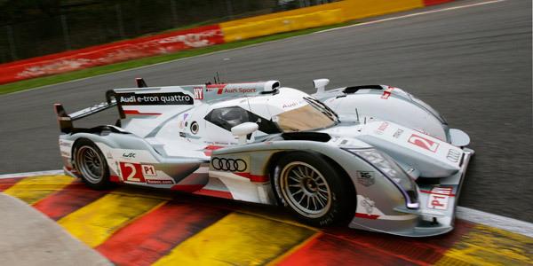 Audi favori sans rival aux 6 Heures de Spa-Francorchamps - Championnat Endurance 2012  Reportage.com