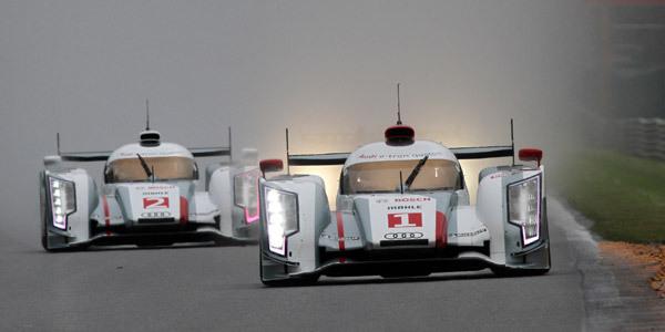 Quadruplé Audi aux 6 Heures de Spa-Francorchamps - Championnat Endurance 2012  Reportage.com