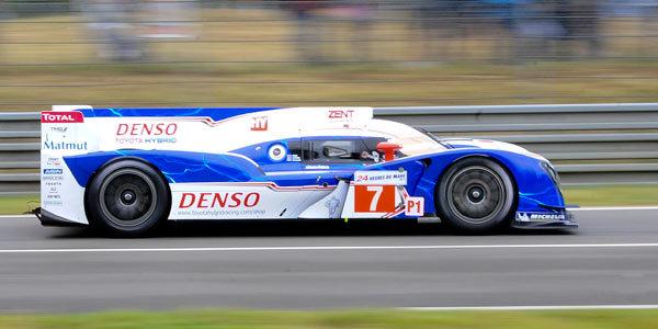Toyota dans le sillage d'Audi - 24 Heures du Mans 2012  Reportage.com