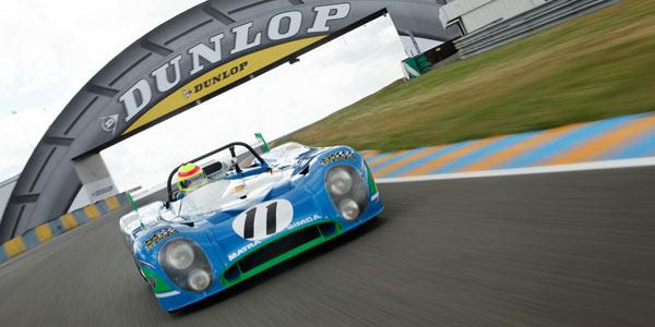 MATRA Il y a 40 ans, quand Matra gagnait au Mans - Diaporama de 28 photos.com