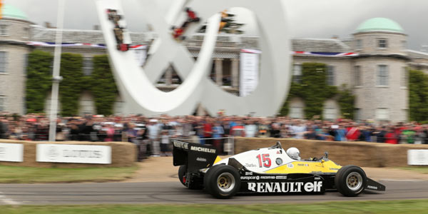Goodwood Festival of Speed 2012 - Diaporama de 33 photos.com