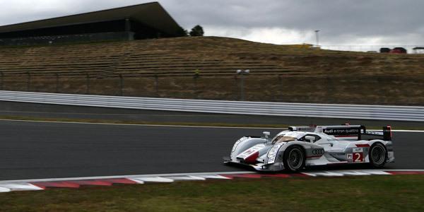 6 Heures de Fuji : Toyota dans son jardin, les pilotes Audi aussi ! - Championnat Endurance 2012  Reportage.com