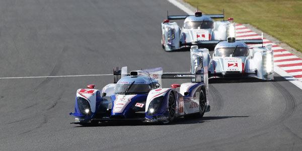 6 Heures de Fuji : Toyota à domicile terrasse Audi - Championnat Endurance 2012  Reportage.com