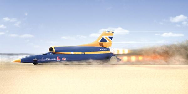 Records de vitesse, objectif 1 600 km/h ! - Diaporama de 30 photos.com