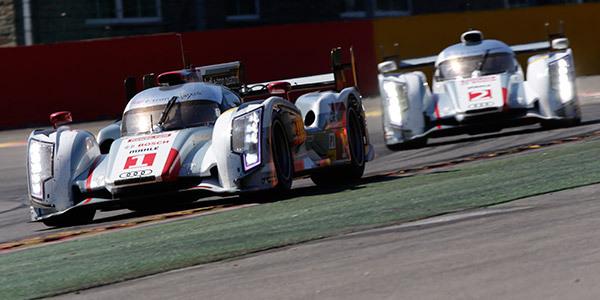 WEC : 6h de Spa-Francorchamps - Auteur d'un triplé, Audi atomise Toyota - Championnat Endurance 2013  Reportage.com