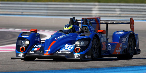 Alpine veut raviver un passé glorieux - 24 Heures du Mans 2013  Reportage.com