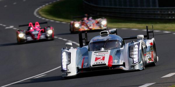 Audi mate Toyota aux premiers essais - 24 Heures du Mans 2013  Reportage.com