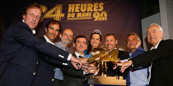 Les légendes du Mans au rendez-vous - 24 Heures du Mans 2013  Reportage.com