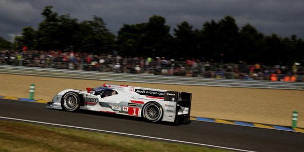 21h - 00h : les ennuis commencent pour Audi - 24 Heures du Mans 2013  Reportage.com
