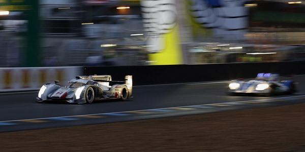 00h - 10h : Toyota a chassé toute la nuit l'Audi de tête - 24 Heures du Mans 2013  Reportage.com
