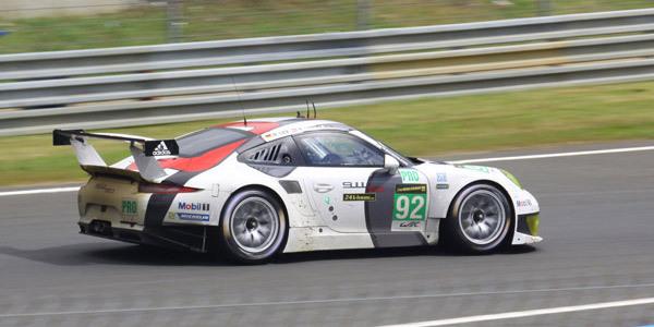 GTE Pro et Am : un sprint de 24h - 24 Heures du Mans 2013  Reportage.com
