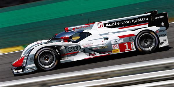 WEC : 6 Heures de Sao Paulo - un doublé Audi sans Toyota ni suspens - Championnat Endurance 2013  Reportage.com