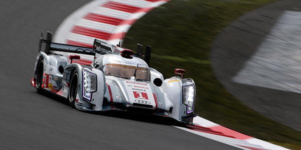 WEC : 6 Heures de Fuji - Toyota aligne deux voitures pour contrer Audi - Championnat Endurance 2013  Reportage.com