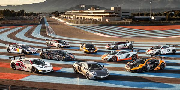 McLaren : plus de 50 ans dans la course - Diaporama de 32 photos.com