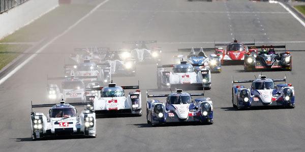 Spa : deuxième victoire pour Toyota - Championnat Endurance 2014  Reportage.com