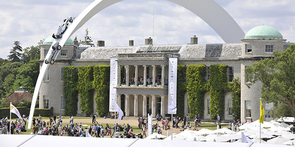 Goodwood Festival of Speed 2014 - Diaporama de 32 photos.com