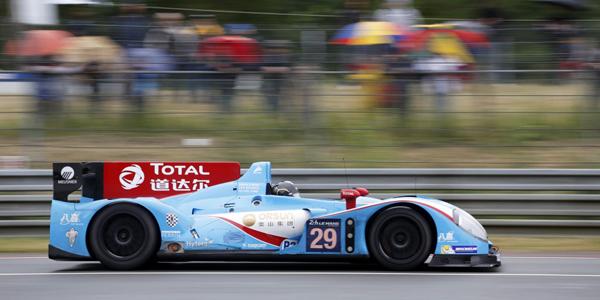 LMP2 et GT - 24 Heures du Mans 2015  Reportage.com