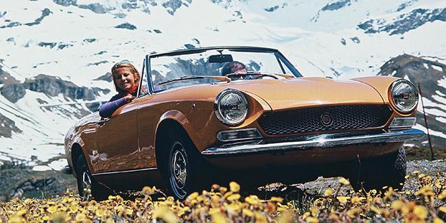 Acheter une FIAT 124 Spider (1966 - 1985) - guide d'achat