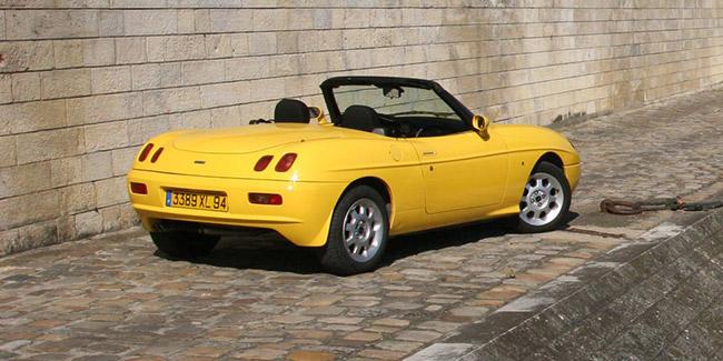 Acheter une FIAT Barchetta (1995-2005) - guide d'achat