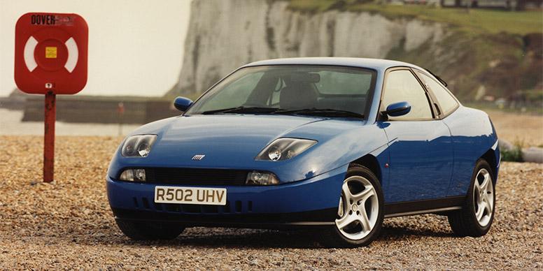 Acheter une FIAT Coupé Turbo (1993 - 2000) - guide d'achat