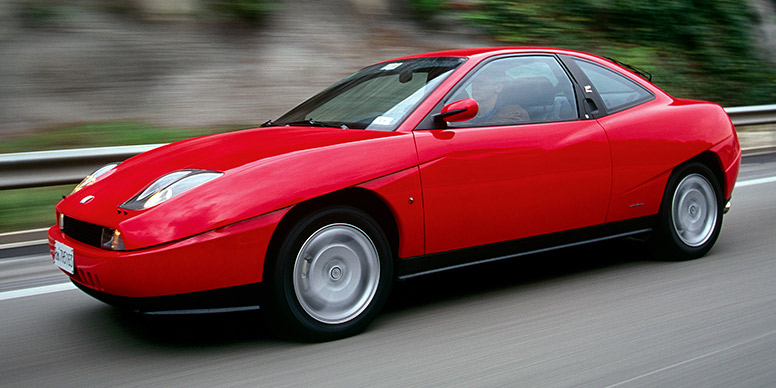 FIAT Coupé Turbo 20v (1996 - 2000)