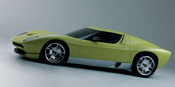LAMBORGHINI concept-cars et collectors de l'ère Audi - Saga Lamborghini  .com