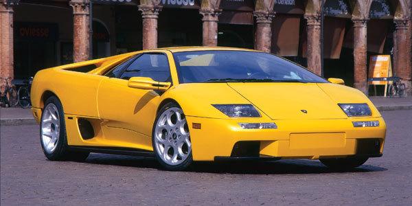 LAMBORGHINI Diablo - Saga Lamborghini  .com