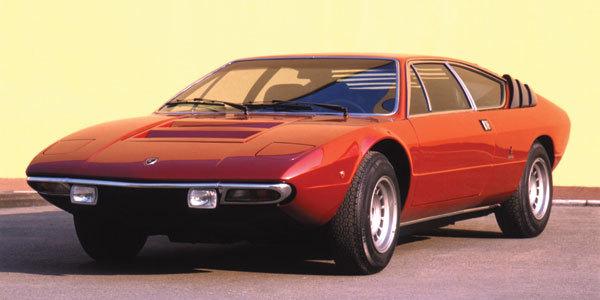 LAMBORGHINI Urraco - Saga Lamborghini  .com