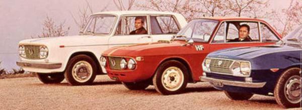 LANCIA Fulvia - Saga Lancia   - Page 1.com