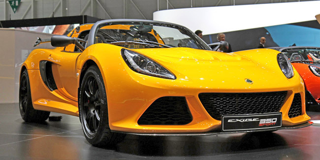 lotus exige sport 350 roadster. Black Bedroom Furniture Sets. Home Design Ideas