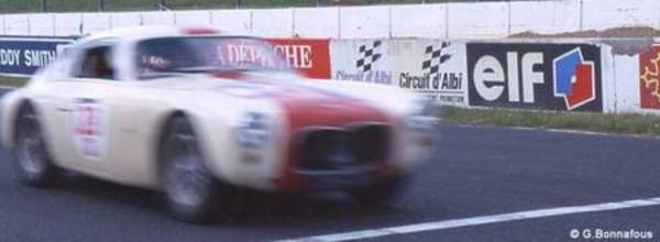 MASERATI A 6 G 2000 Zagato - Tour Auto 2001   - Page 1.com