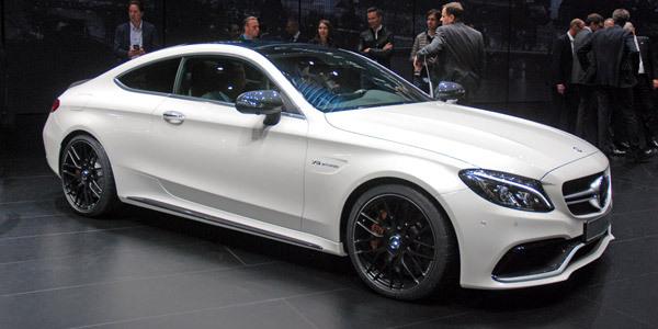 Mercedes Classe C Coup 233 Motorlegend Com