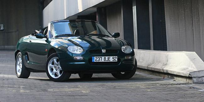 Acheter une MG F et TF (2002-2005) - guide d'achat