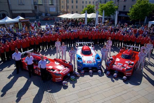 NISSAN GT-R LM Nismo - 24 Heures du Mans 2015  .com