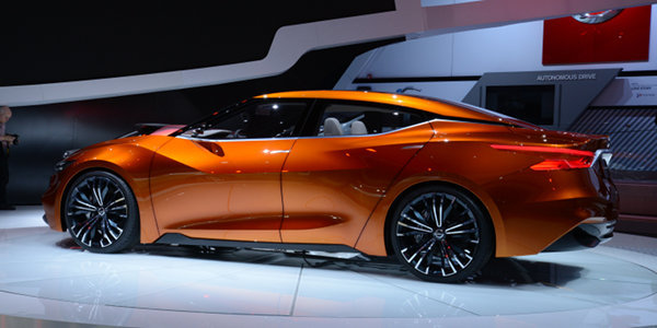 NISSAN Sport Sedan Concept - .com