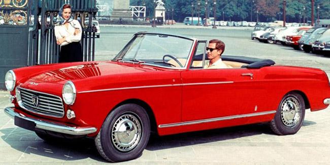 Acheter une PEUGEOT 404 Cabriolet - guide d'achat