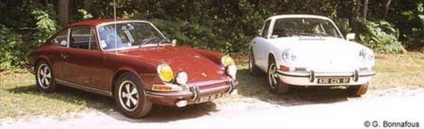 PORSCHE 911 E et 911 S - Grand Prix de l'Age d'Or 2003   - Page 1.com