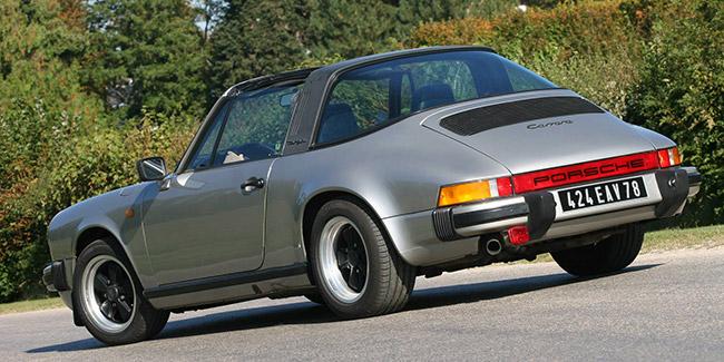 Acheter une PORSCHE 911 Carrera 3.2 (1983-1989) - guide d'achat