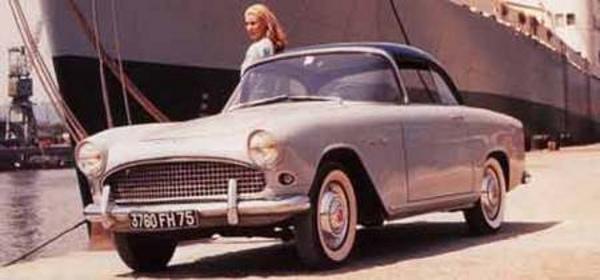 Simca 1000 et 1200 s bertone la simca 1000 et le tout l 39 arri re guide d 39 achat - Simca 1000 coupe bertone occasion ...