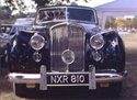 BENTLEY Mk VI par James Young
