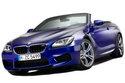 Concurrentes de la BMW M6 (F12 Cabriolet) V8